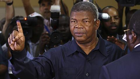 Wahl in Angola