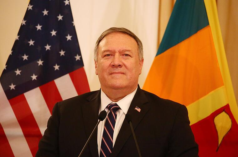 US-Außenminister Mike Pompeo