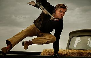 "Filmtipp: ""Once Upon a Time ... In Hollywood"" - Filmszene mit Leonardo DiCaprio"