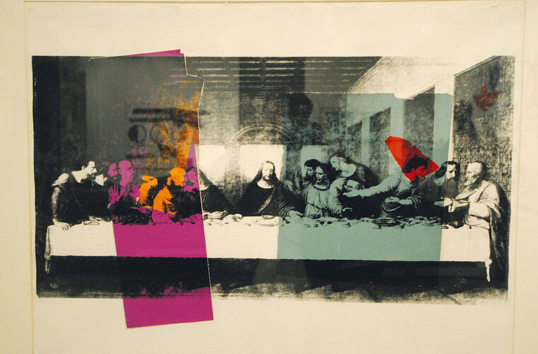 """Andy Warhol: """"Last Suppers"""""""