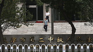 China court convicts human rights lawyer of subversion
