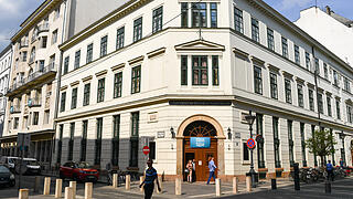 Die Central European University zieht nach Wien