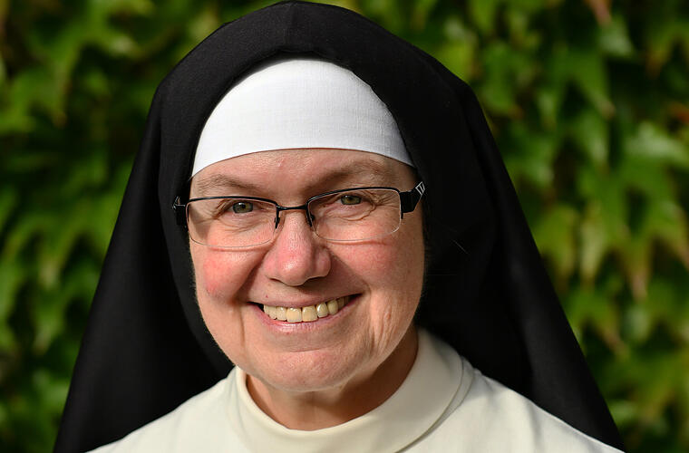 Sr. Dr. Theresia Mende OP