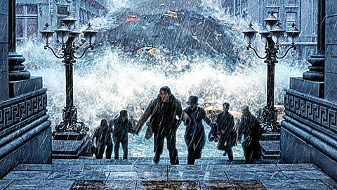 """Kinostart -  """"The Day After Tomorrow"""""""