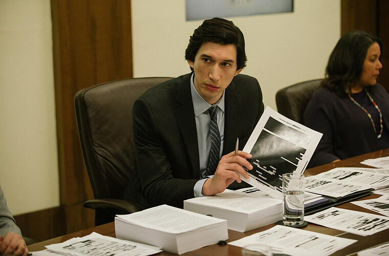 "Garcías Filmtipp: ""The Report"""