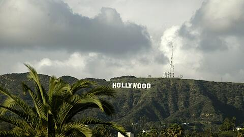 Hollywood bei Los Angeles