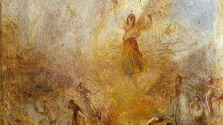 The Angel Standing in the Sun exhibited 1846 by Joseph Mallord William Turner 1775-1851