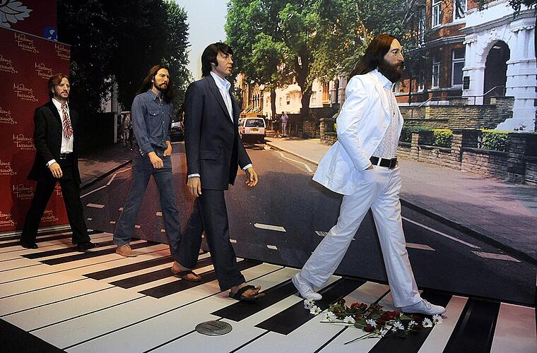 """50 Jahre """"Abbey Road"""""""