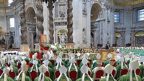 XIV Ordinary Meeting of the Synod of Bishops