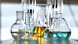 Chemical Research, A range of chemical formulas being developed in the laboratory for research into new products propert