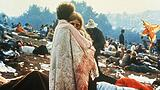 Beim Woodstock Festival USA 1960er Jahre at the Woodstock festival USA 1960s Copyright TBM Unit