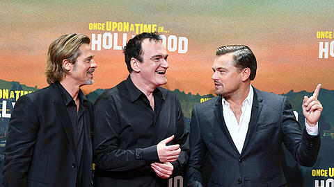 """Deutschlandpremiere """"Once upon a time...in Hollywood"""""""