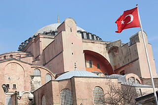 Hagia Sophia in Istanbul: Kirche, Moschee oder Museum?