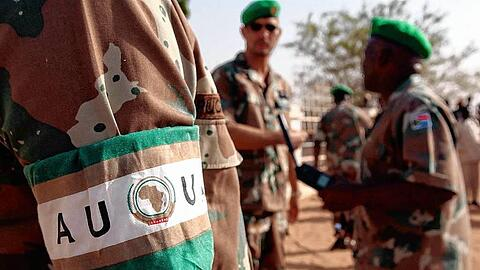 African Union approves deployment of regional forces in South Sud