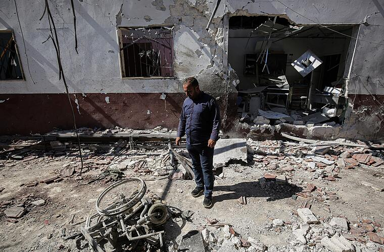 Angriffe im Norden Syriens