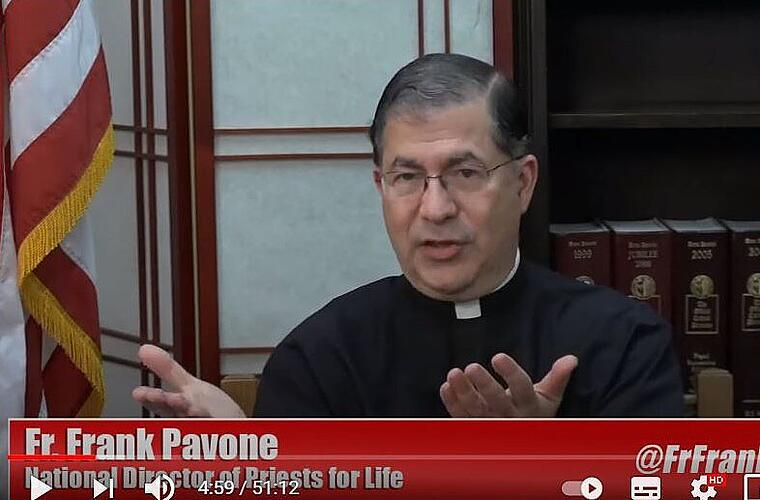 Father Frank Pavone