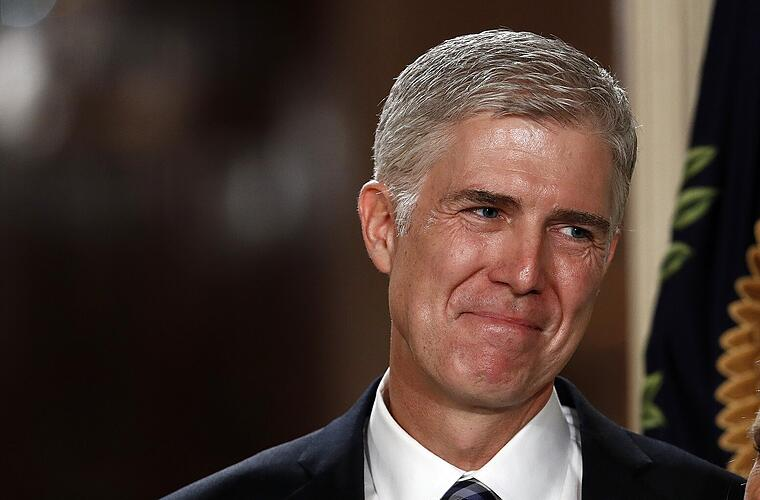 Supreme Court-Richter Neil Gorsuch