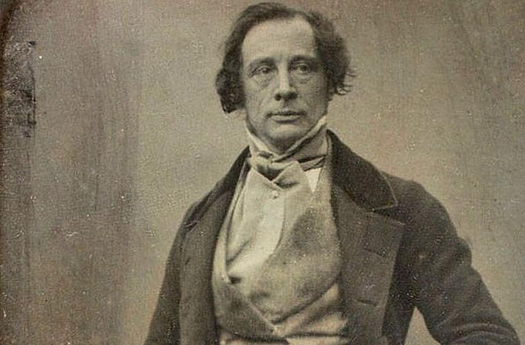 Charles Dickens (1852)